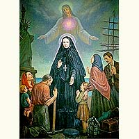 Santa Francesca Xaviera Cabrini