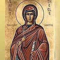 Santa Tecla d'Icònium