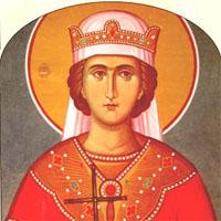 Santa Mònica mare de Sant Agustí