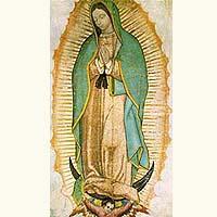 Mare de Déu de  Guadalupe de Mèxic