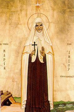 Beata Mariam Baouardy