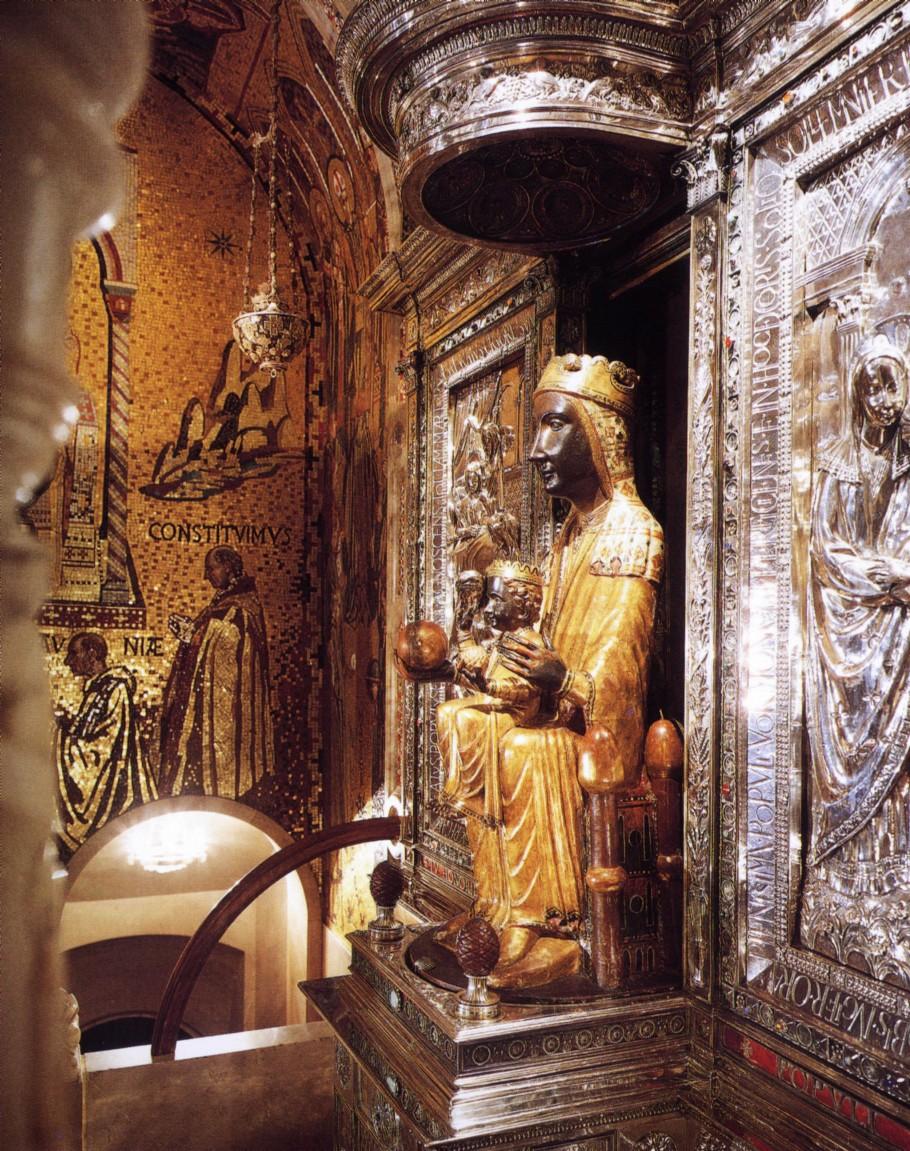 Mare de Deu de Montserrat