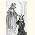 Santa  Matilde de Hackeborn