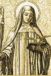 Santa Escolàstica
