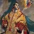 Aparicion de la Virgen a san Lorenzo, El Greco